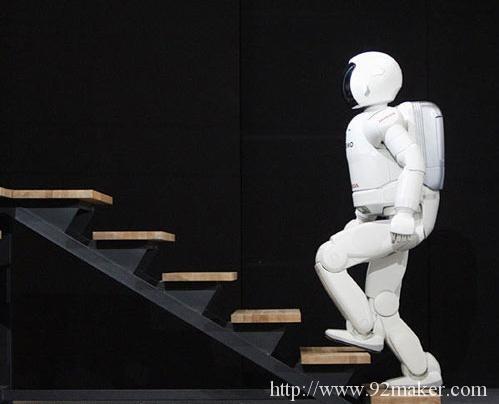 ASIMO(阿西莫):Honda全球最先进的类人型机器人