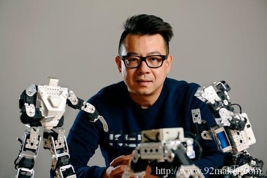 """中国""""调教""""的人形机器人阿尔法让日德侧目"""