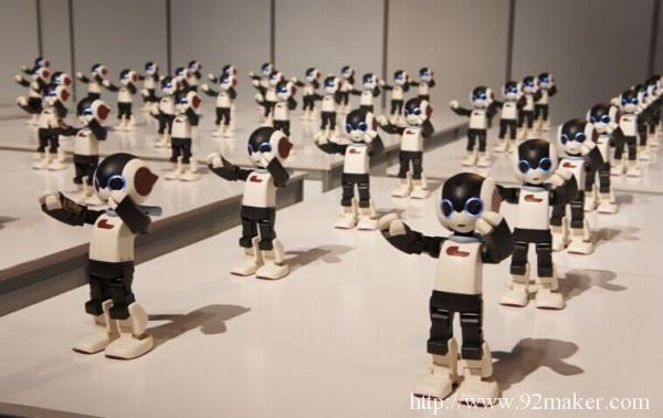 [Robi机器人系列] 大师高桥智隆:让智能设备成为你的伙伴