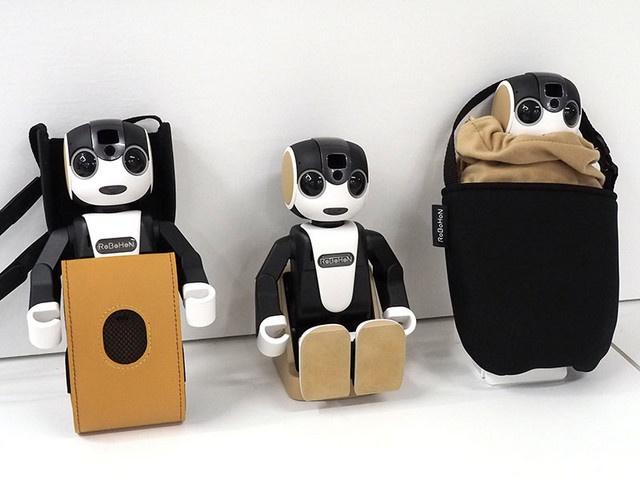 夏普RoBoHoN售价过万!首款能说能跳的机器人手机来了!