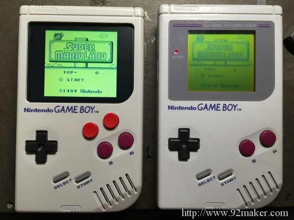 Game Boy和Game Boy Zero