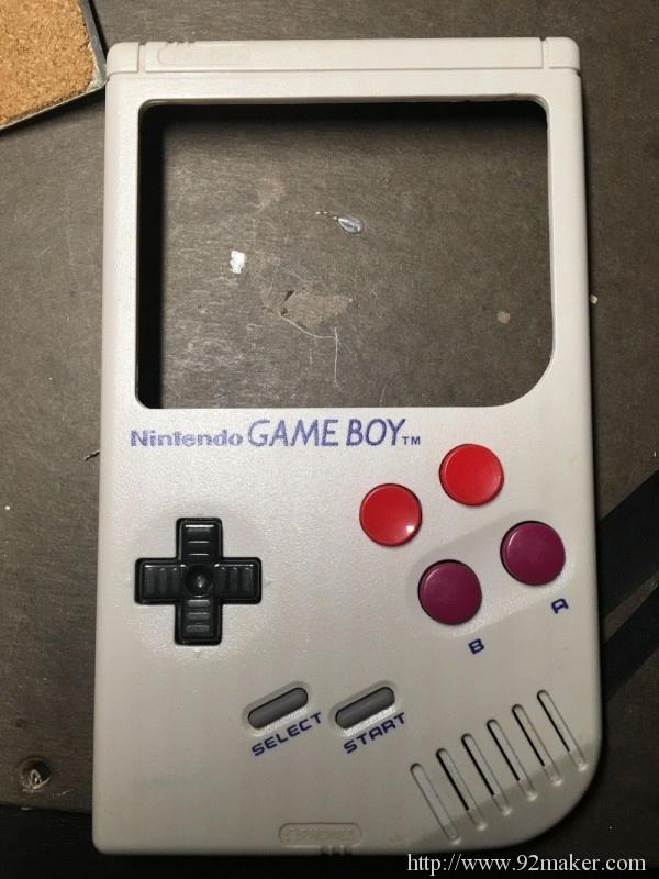 Game Boy Zero外壳