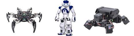 机器人教程系列之二:选择机器人平台