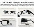 基于树莓派的OTON眼镜:将文本转换为语音