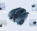 Tinkergen MARK智能车的第一印象