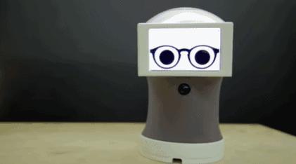 表情包界的老司机,在这个树莓派机器人面前你就是个渣渣