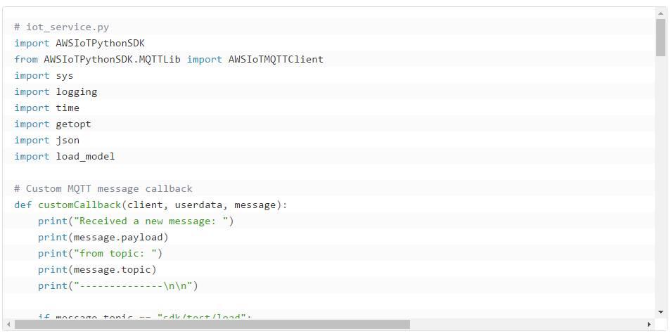亚马逊详解如何使用MXNet在树莓派上搭建实时目标识别系统