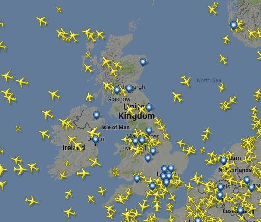 利用树莓派追踪飞机航行轨迹的骚姿势分享