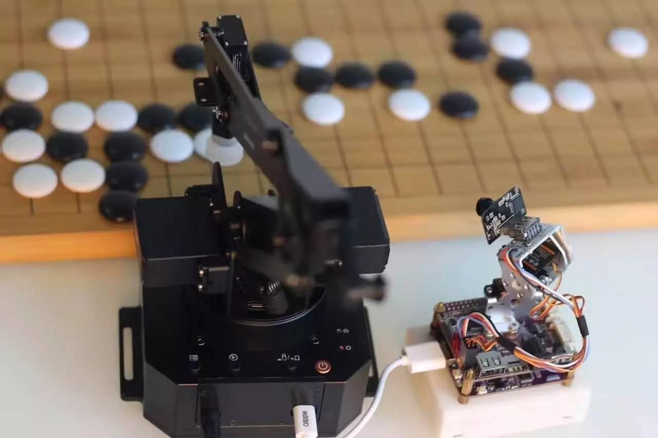 在嵌入式平台上搭建实时感知和远控机器人,这个团队做了树莓派做不到的事