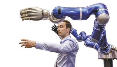 """世界机器人大会""""明星""""大盘点"""