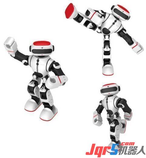 1069台电臀机器人跳广场舞力压大妈,打破吉尼斯世界纪录!
