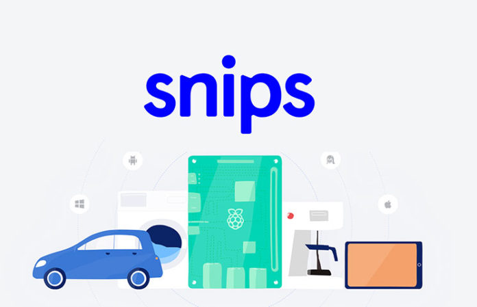 Snips宣布针对私人区块链语音助理的ICO