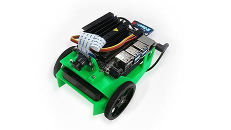 使用 JETBOT AI 机器人套件实现您的 AI 之旅