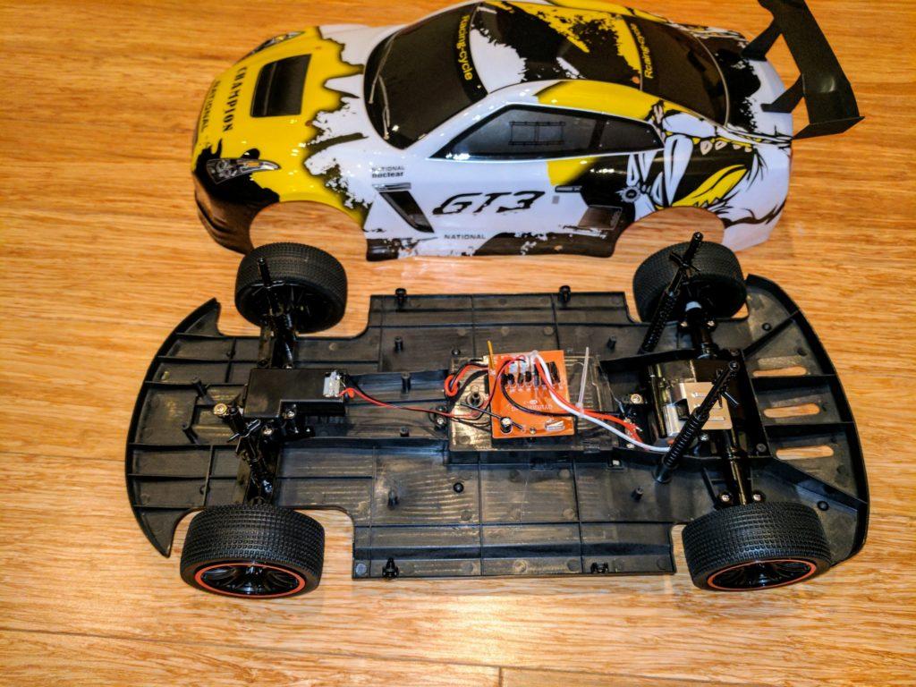 合适的遥控车和玩具之间的区别(当您将它们变成机器人时)